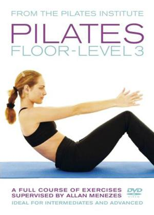 Pilates Floor: Vol.1 Online DVD Rental