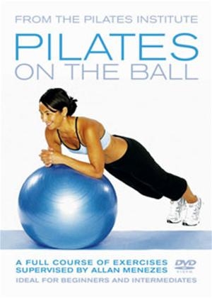 Pilates on the Ball Online DVD Rental