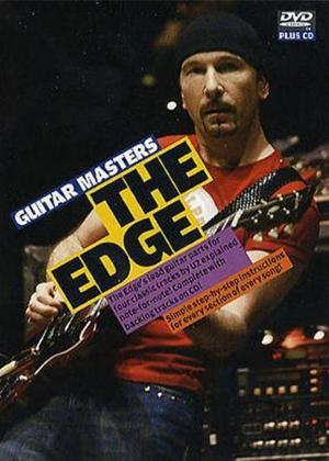 Rent The Edge: Guitar Masters Online DVD Rental