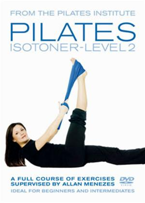 Rent Pilates Isotoner: Vol.2 Online DVD Rental