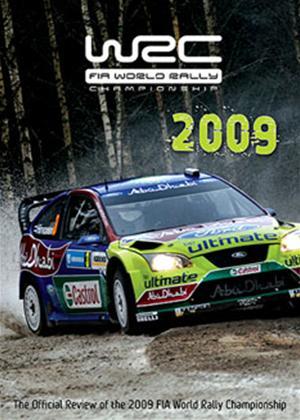 Rent WRC World Rally Championship 2009 Online DVD Rental