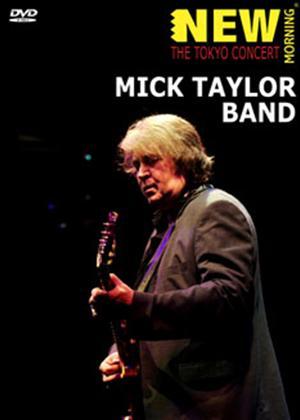 Mick Taylor: The Tokyo Concert Online DVD Rental