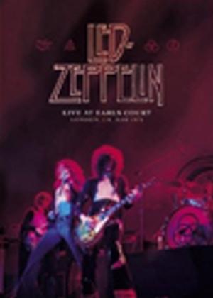 Rent Led Zeppelin: Live at Earls Court 1975 Online DVD Rental