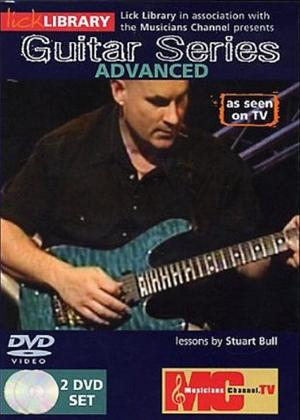Rent Lick Library: Guitar Series: Advanced Online DVD Rental