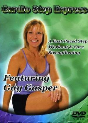 Cardio Step Express with Gay Gasper Online DVD Rental