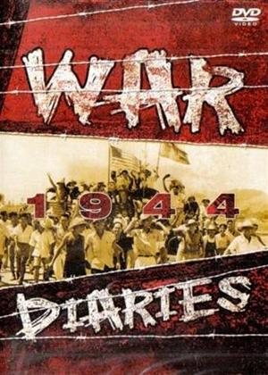 Rent War Diaries: World War 2: 1944 Online DVD Rental