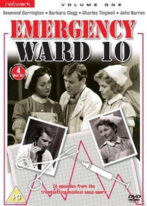 Rent Emergency Ward 10: Series 1 Online DVD Rental