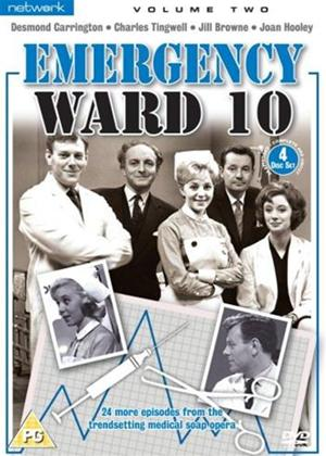 Rent Emergency Ward 10: Series 2 Online DVD Rental