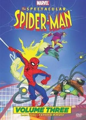 Rent Spectacular Spider Man: Vol.3 Online DVD Rental