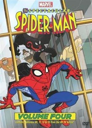 Rent Spectacular Spider Man: Vol.4 Online DVD Rental