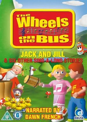 Rent Wheels on the Bus: Jack and Jill and Six Other Sing a Long Online DVD Rental