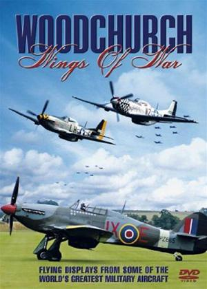 Woodchurch Wings of War: Flying Displays of WW2 Aircraft Online DVD Rental