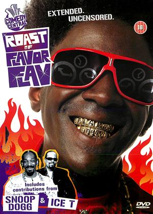 Roast of Flavor Flav Online DVD Rental