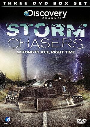 Rent Storm Chasers: Series 1 Online DVD Rental