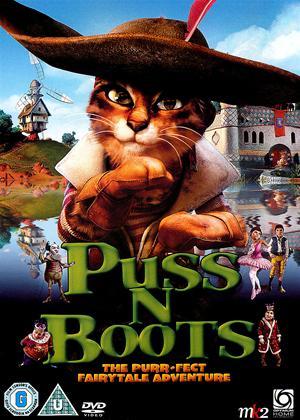 Puss N Boots Online DVD Rental