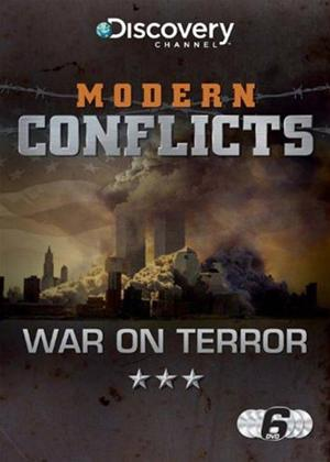 Modern Conflicts: War on Terror Online DVD Rental