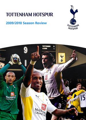 Tottenham Hotspur: Season Review 09/10 Online DVD Rental