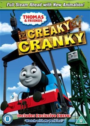 Thomas and Friends: Creaky Cranky Online DVD Rental