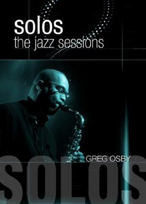 Rent Solos: The Jazz Sessions Online DVD Rental
