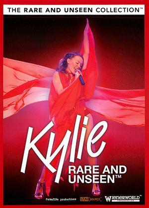 Rent Rare and Unseen: Kylie Minogue Online DVD Rental