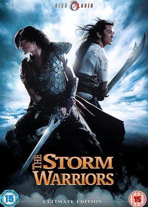 The Storm Warriors Online DVD Rental