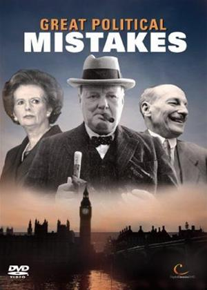 Great Political Mistakes Online DVD Rental