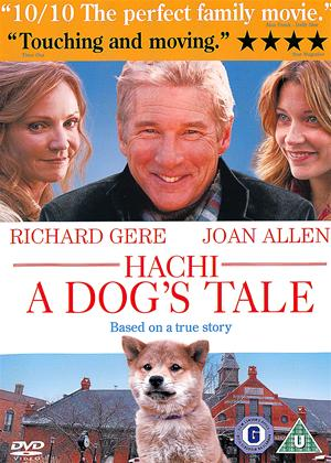 Hachi: A Dog's Tale Online DVD Rental