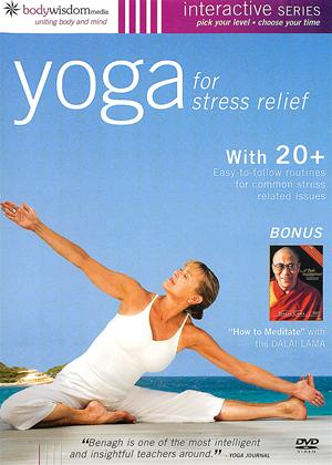 Rent Yoga for Stress Relief Online DVD Rental
