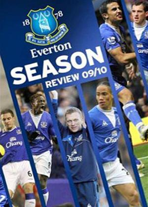 Everton: Season Review 09/10 Online DVD Rental