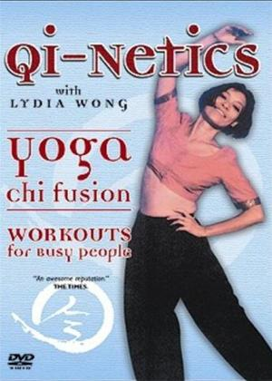Rent Qi-netics: Yoga Chi Fusion Workouts for Busy People Online DVD Rental