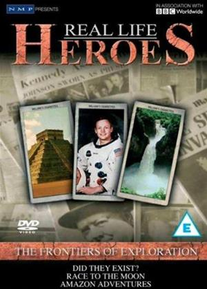 Rent Real Life Heroes: The Frontiers of Exploration Online DVD Rental