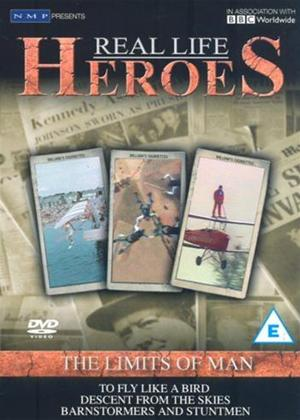 Rent Real Life Heroes: The Limits of Man Online DVD Rental