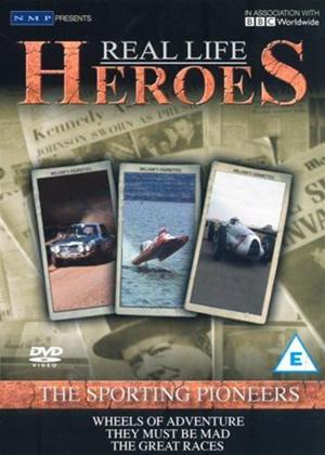 Rent Real Life Heroes: The Sporting Pioneers Online DVD Rental
