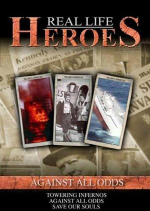 Rent Real Life Heroes: Against All Odds Online DVD Rental