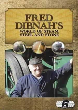 Fred Dibnahs World of Steam Stell and Stone Online DVD Rental