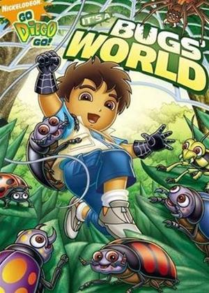 Rent Go Diego Go: It's a Bugs' World Online DVD Rental