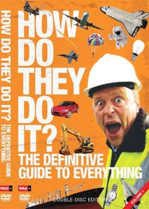 How Do They Do It: Series 1 Online DVD Rental