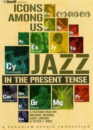 Icons Among Us: Jazz in the Present Tense Online DVD Rental