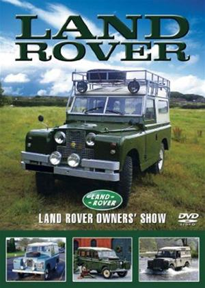 Land Rover: Land Rover Owners' Show Online DVD Rental