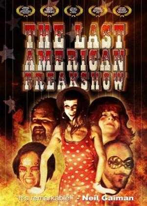 The Last American Freakshow Online DVD Rental
