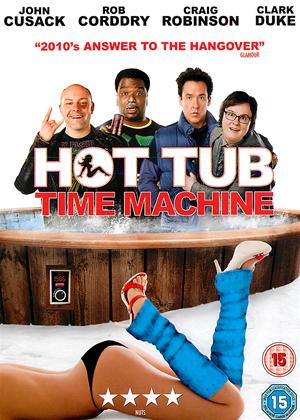Hot Tub Time Machine Online DVD Rental