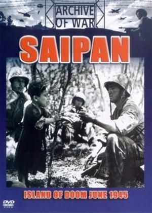 Rent Saipan: Island of Doom June 1945 Online DVD Rental