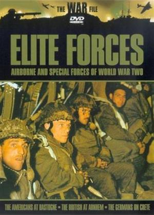 Rent Elite Forces: Airborne and Special Forces of World War Two Online DVD Rental