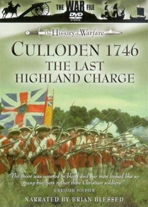 Rent Culloden 1746: The Last Highland Charge Online DVD Rental