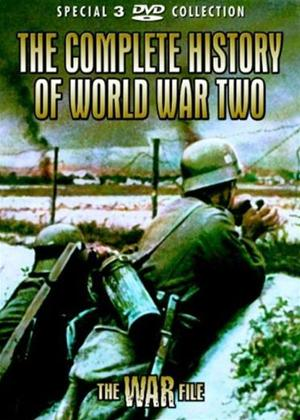 Rent The Complete History of World War 2: Vol.1-3 Online DVD Rental