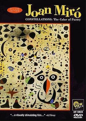 Joan Miro: Color of Poetry Online DVD Rental
