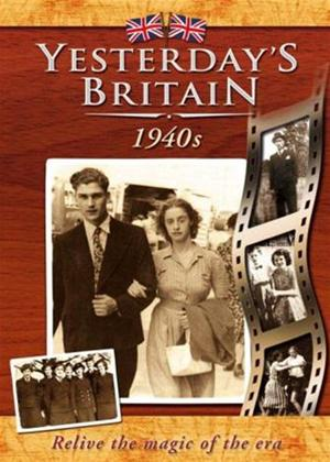 Rent Yesterday's Britain: 40s Online DVD Rental