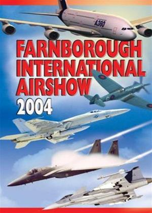 Rent Farnborough Air Show 2004 Online DVD Rental