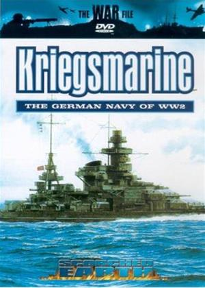 Rent Kriegsmarine: The German Navy of World War 2 Online DVD Rental