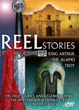 Reel Stories: King Arthur, the Alamo, Troy Online DVD Rental